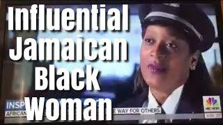 american airlines female pilot | jamaican girl power