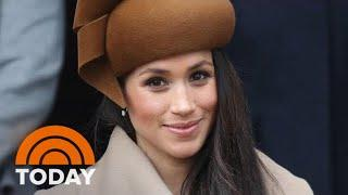 What Makes Meghan Markle 'The Most Powerful Woman In Fashion' | TODAY