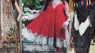 Latest Women Cloth Designs Collection 2018
