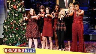 'SNL': female cast members sing 'all i want for Christmas is' the Mueller report
