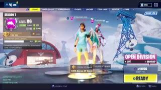 Two Female Fortnite Players Out Here Grinding! | 330+ Wins | 2kdr+ Overall |