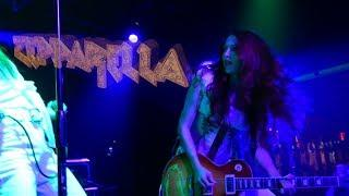 ZEPPARELLA (Full Show)(# 1 Female Led Zeppelin tribute)(4K)@ Scout Bar Houston TX