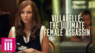 Meet Villanelle, The Ultimate Female Assassin | Killing Eve