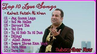 Best Of Rahat Fateh Ali Khan Bollywood Songs |||