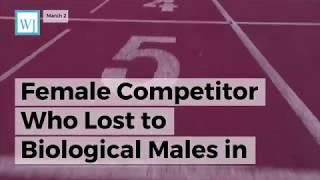 Female Competitor Who Lost to Biological Males in State Competition Speaks Out