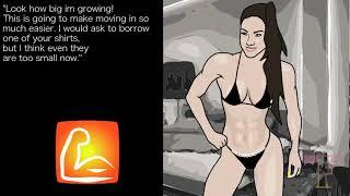 Magic Camera App Female Muscle Growth
