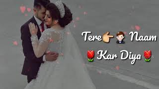 Badnamiyaan Hate Story 4 Whatsapp Status | Lyrics Video | Female Version