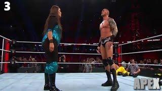 WWE Top 20 Man VS Woman Moments of all Time