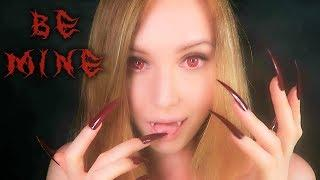 ASMR Vampire Hypnosis for Sleep Roleplay (Halloween series)
