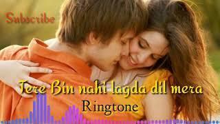 Tere Bin nahi lagda Female Version Ringtone    Simmba    T - Series 2019