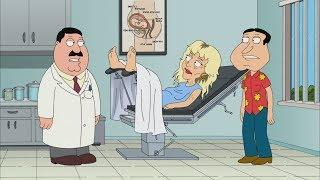 Quagmire married an old girl - Funny cartoon series by STV