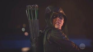 The masked, female vigilante and her unmasking fetish [Arrow]