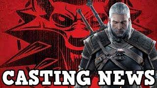 The Witcher Netflix Series - Casting News