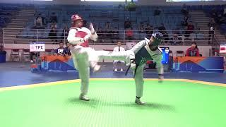 Female +67kg Quarterfinal  Ting Hsia MA (TPE) VS Juan SHI (CHN)