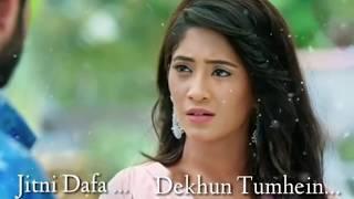 Jitni Dafa Dekhun Tumhein   Female Version Song   WhatsApp Status Video  