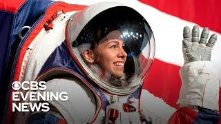 Astronauts ready for historic all-female spacewalk