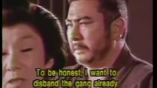 Zatoichi TV Series - Ep 20 - The Female Yakuza Boss - English Subs