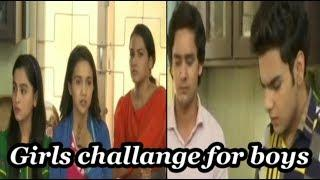 Girls challange for boys | Ashdeep | Samaina | Randeep | Ashi | Wings news