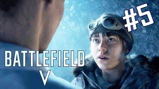 Battlefield V Gameplay No Commentary #5 | Norway