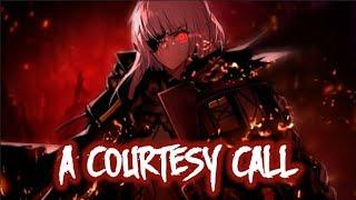 【Nightcore】→ Courtesy Call ( Female Cover ) || Lyrics