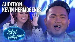 Kevin Hermogenes - When A Man Loves A Woman | Idol Philippines 2019 Auditions