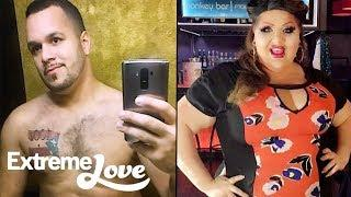 Straight Guy Finds Out His Date Is Trans | EXTREME LOVE