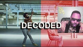 NAAZIR RA - THIS IS AMERICA - DECODED!  ***ULTIMATE BREAKDOWN