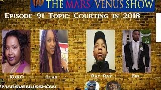 Mars/Venus: All Female show part 7 #96