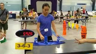 CANADIAN SPORT STACKING OPEN SERIES 2 TOURNAMENT! MY FIRST TOURNEY!