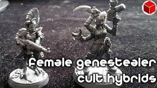 How to Convert Female Genestealer Cult Hybrids