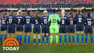 US Women's National Soccer Team Files Gender Discrimination Suit | TODAY