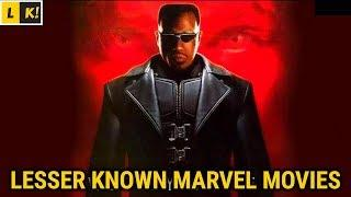 Marvel Movies That You Never Heard Of   Explained In Hindi  