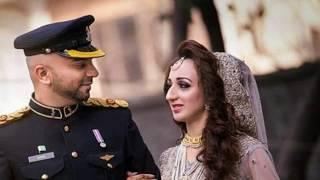 Pak Army Couples | Pak Army beautiful Husband and Wives
