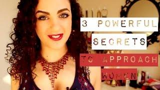 3 SECRETS TO PICK-UP WOMEN POWERFULLY @LayanBubbly