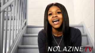 Female Mula Interview With Nolazine TV