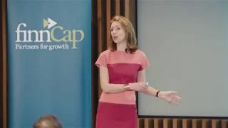 Ambition Nation: Female Leaders Series - A finnCap conference - Sam Smith and Dame Helena Morrissey