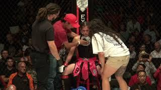 Dragon House 29 Stacy Michelle vs Edna Martinez.
