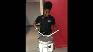 Amazing Female Snare Drummers Playing Drum Solos