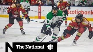 Canadian Women's Hockey League ceases operations