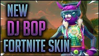 *NEW* DJ BOP Skin (Female DJ Yonder) - Fortnite Item shop [December 31st, 2018] ( Battle royale)