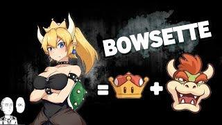 Bowsette Comics | Bowsette Female version | Super Mario