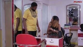 A Billionaire Acts As A Female Hair Stylist To Be With The Girl He Loves(NEW MOVIE)2-Nigerian Movies