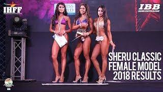 Sheru Classic Female Model Results and Winners