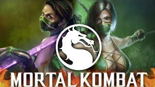 Mortal Kombat 11 - Whats The Difference? Jade (Old Vs New)
