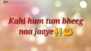 Cute Love Song | Hai Tu Meri Zindagi | Female Version | WhatsApp Status Video