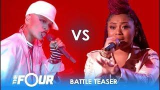Sneak Peek: 'The Four' Will Air The FIRST Female Rap Battle On Primetime TV Ever!
