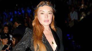 Lindsay Lohan Calls Women Speaking Out in the 'Me Too' Movement 'Weak'