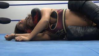 Female Wrestler Knocked Out Ep #4