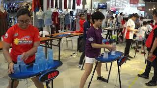 Sport Stacking: Female Stack Out (SCAPE Champions Face Off 2019)