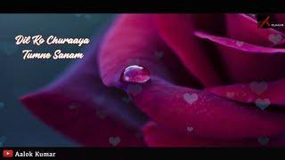 Dil Ko Churaya | Female | Lyrical | Love | WhatsApp Video Status